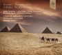 Handel-Mendelssohn Israel in Ägypten CD cover